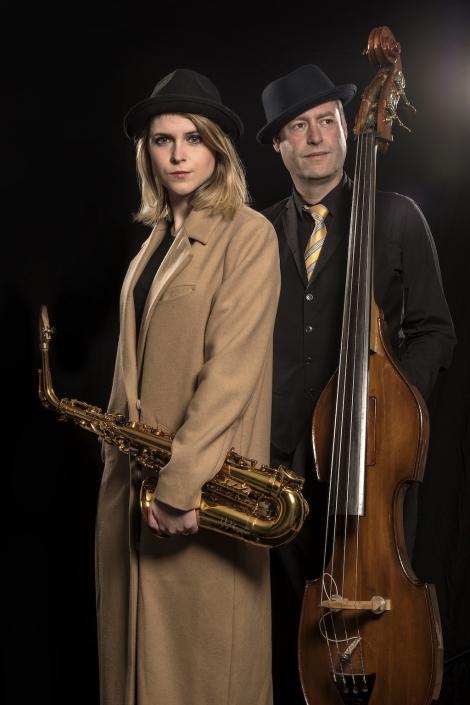 Saxofoniste-bassist-dj